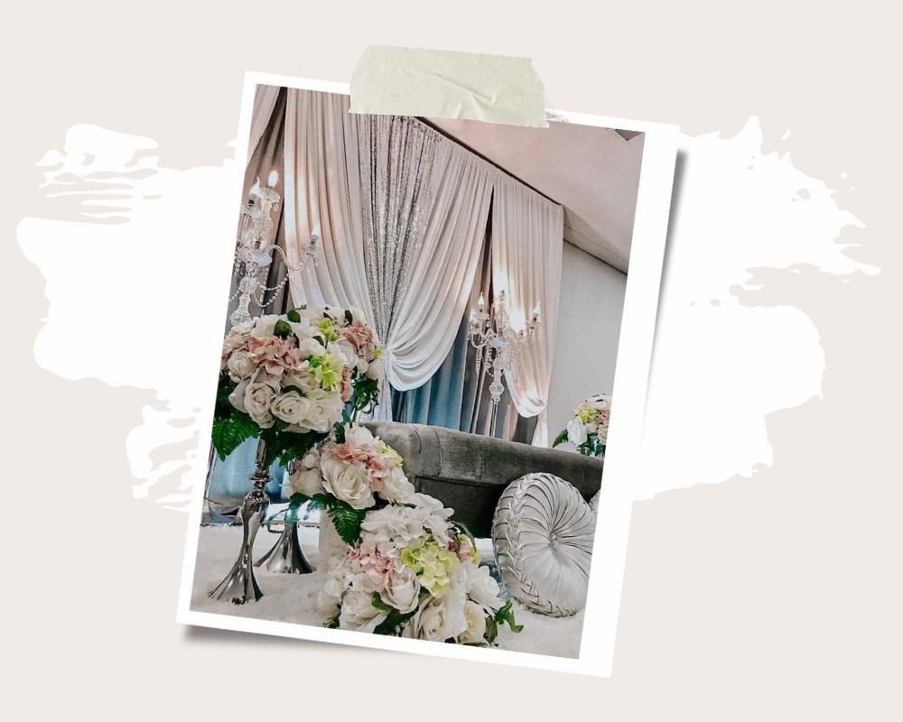 Mini Wedding Dais Singapore